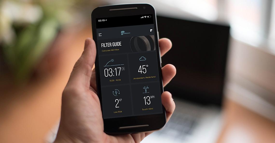 Polar Pro app: erg handig voor dronevliegers