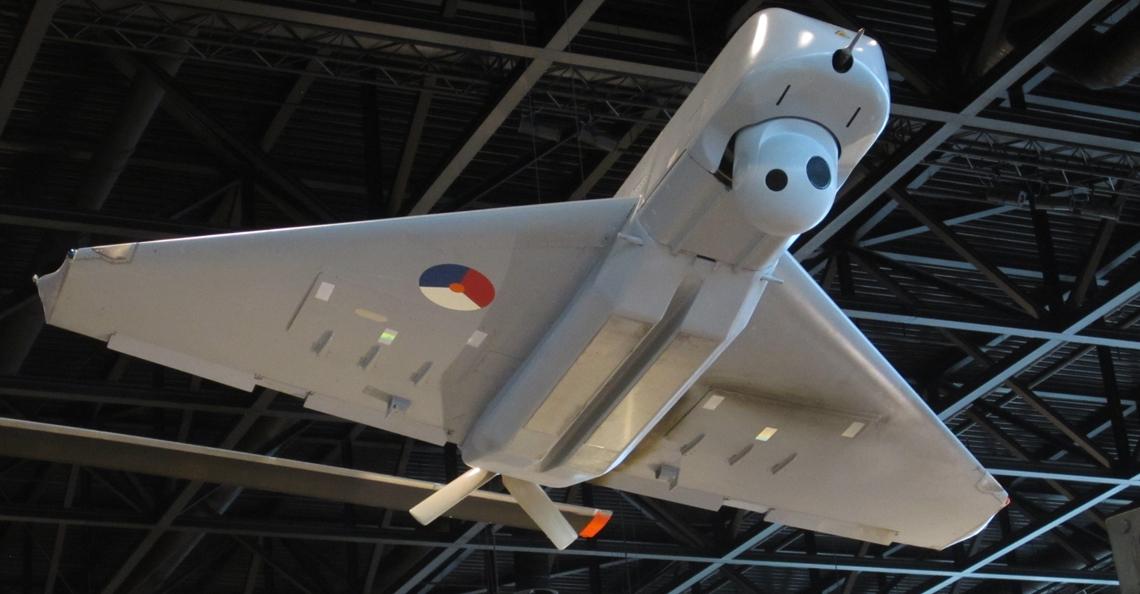 Nationaal Militair Museum in Soest voegt drone toe aan collectie