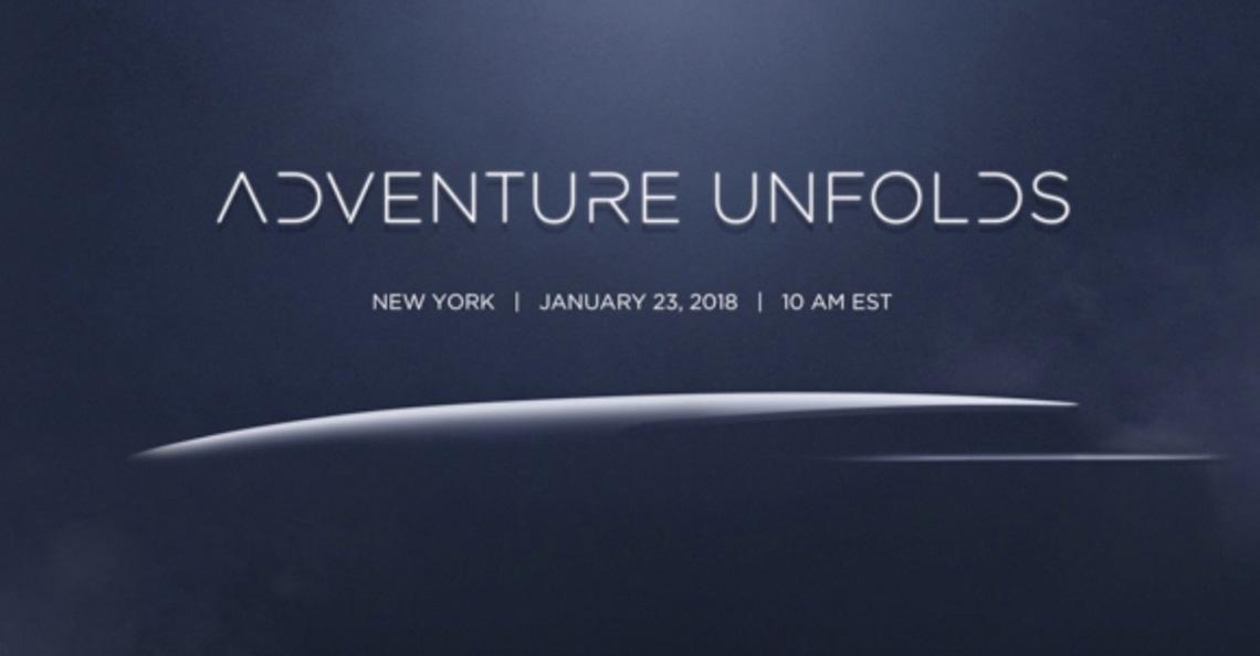 DJI presenteert nieuwe drone op 23 januari 2018