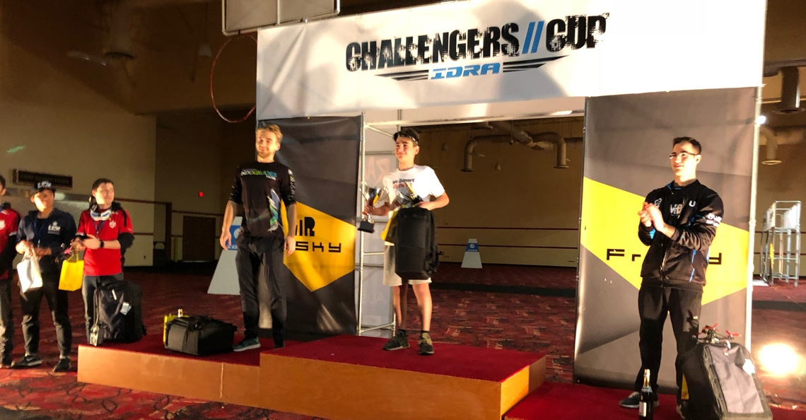 Andy Marachilian wint IDRA Challengers Cup in Las Vegas