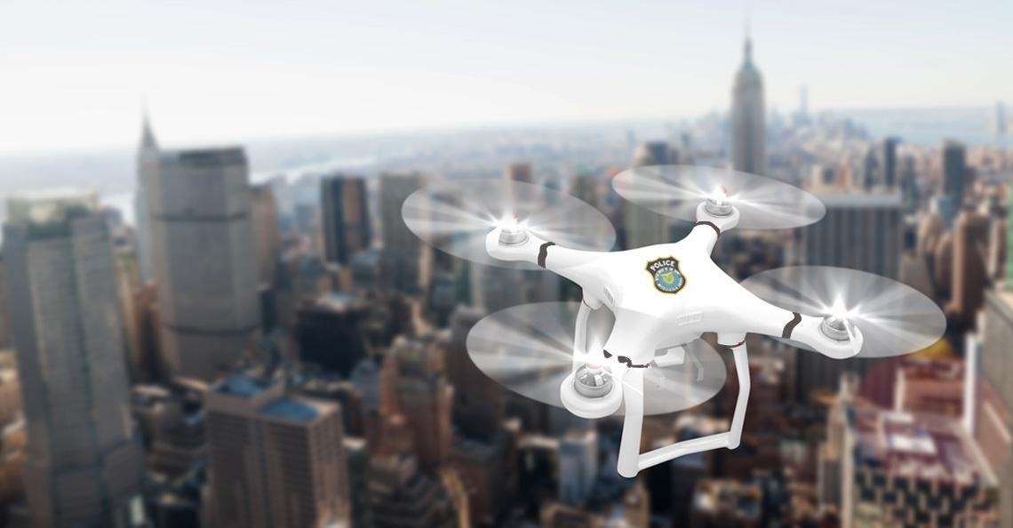 New York gaat drones inzetten voor handhaving en toezicht