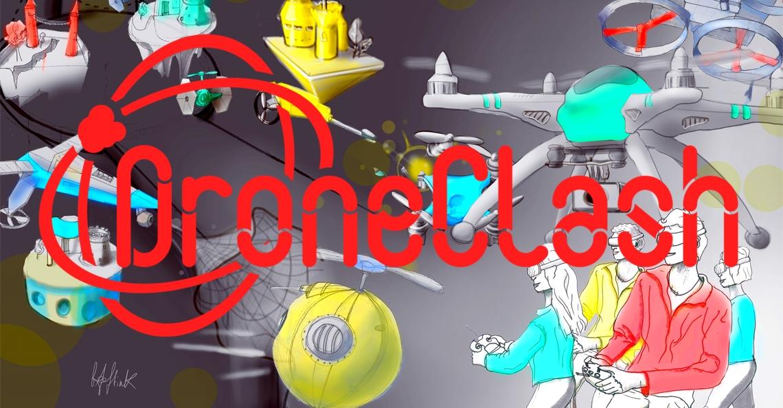 Win tickets voor DroneClash in Katwijk