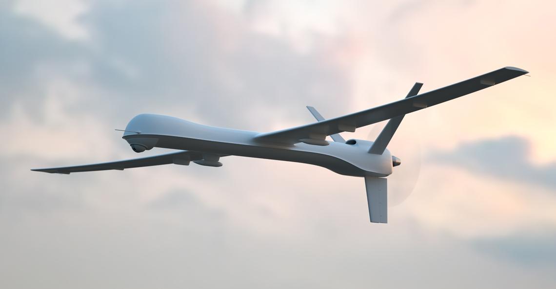 Europese subsidie voor drones en onbemande onderzeeboten