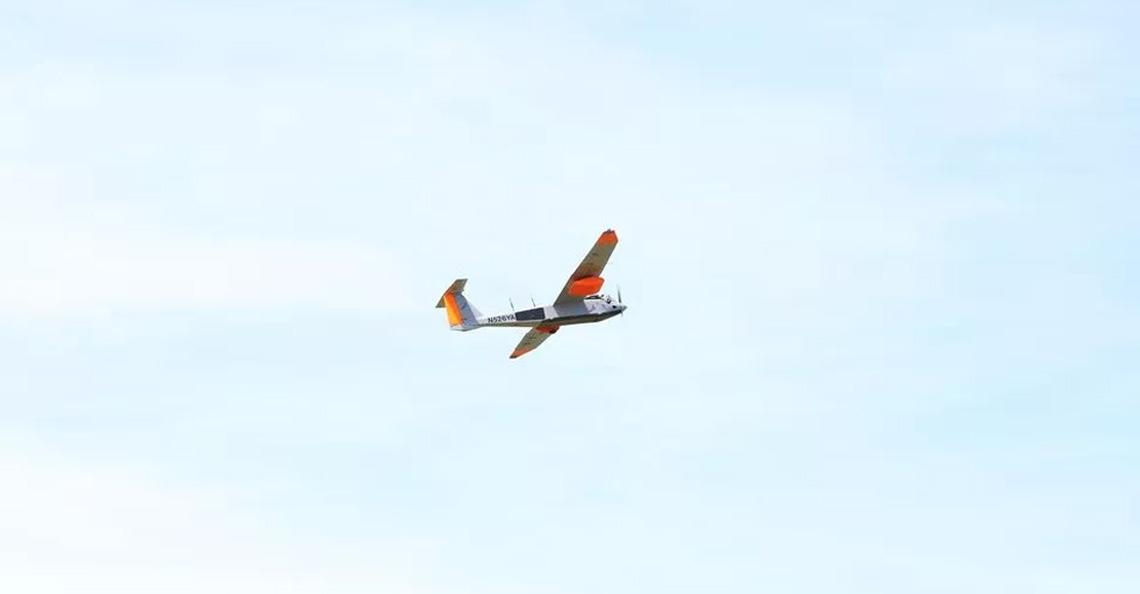 Verizon test drones voor mobiel netwerk bij rampen