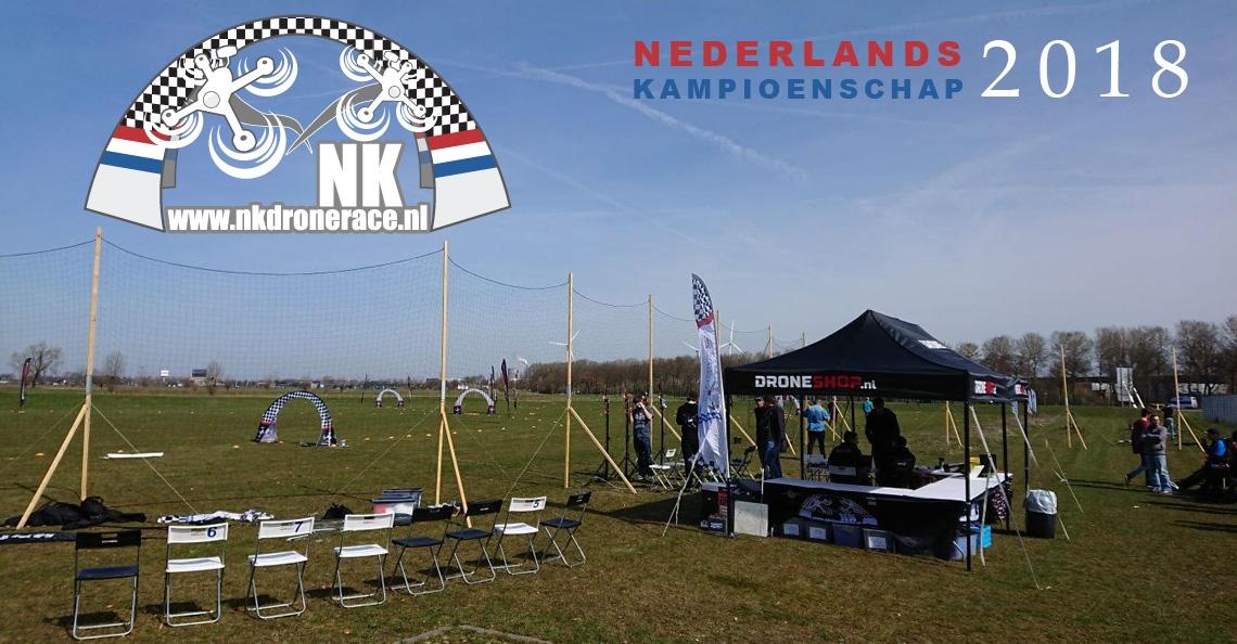 NK Drone Race klaar voor start nieuwe seizoen