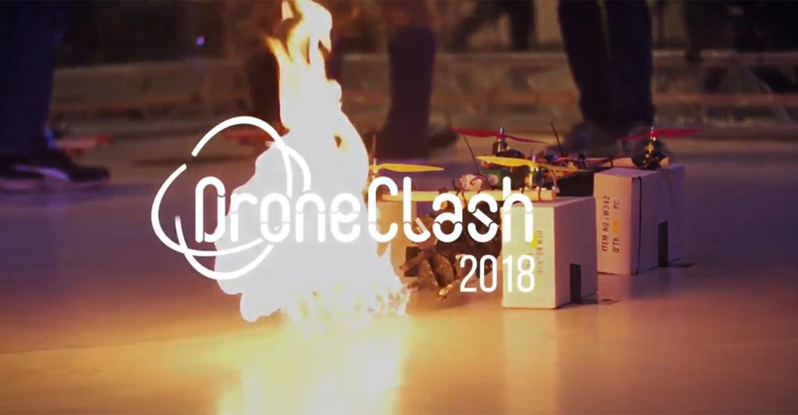 DroneClash komt terug met prijzenpot van 50.000 euro
