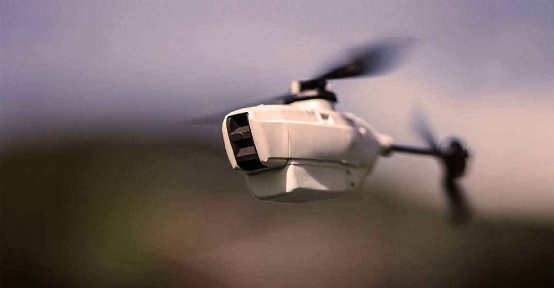 Defensie schaft Black Hornet minidrones aan