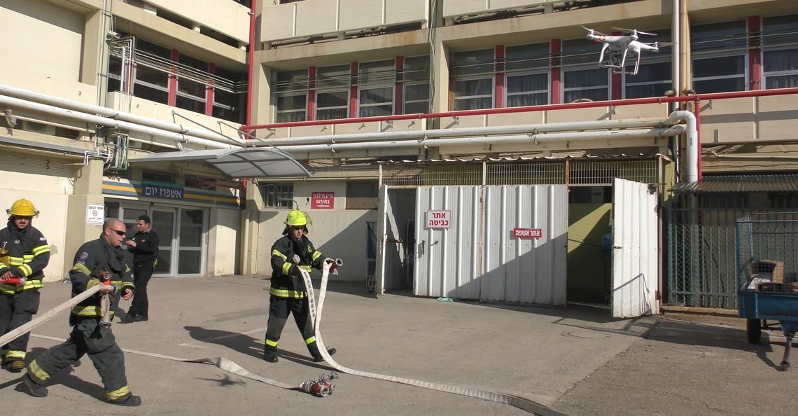 Brandweer Nederland krijgt zeven droneteams