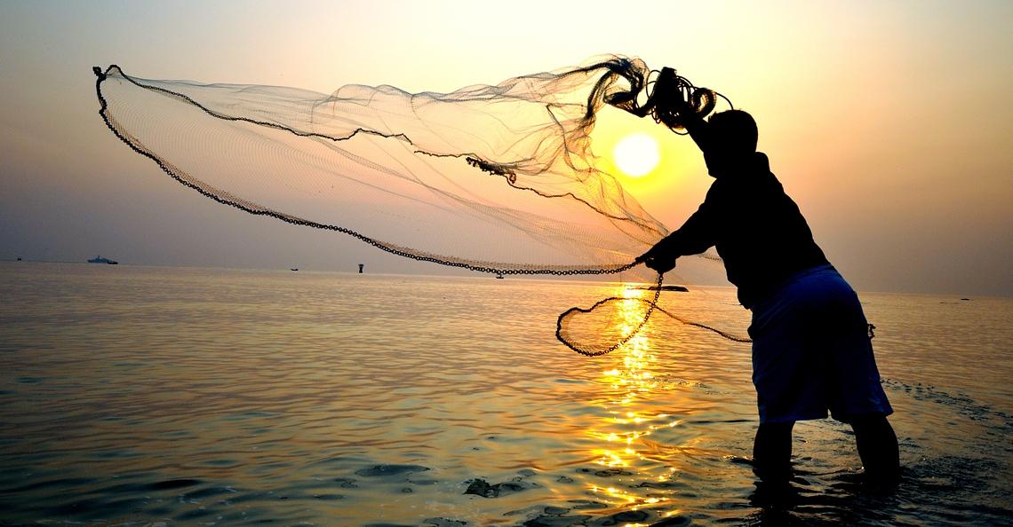 NVWA zet drones in om overtredende vissers op te sporen