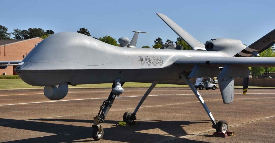Reaper drones in 2020 naar vliegbasis Leeuwarden