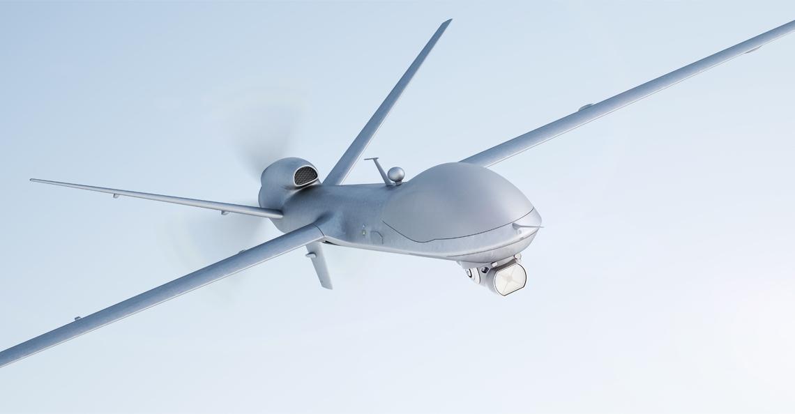 Defensie koopt definitief vier MQ-9 Reaper drones