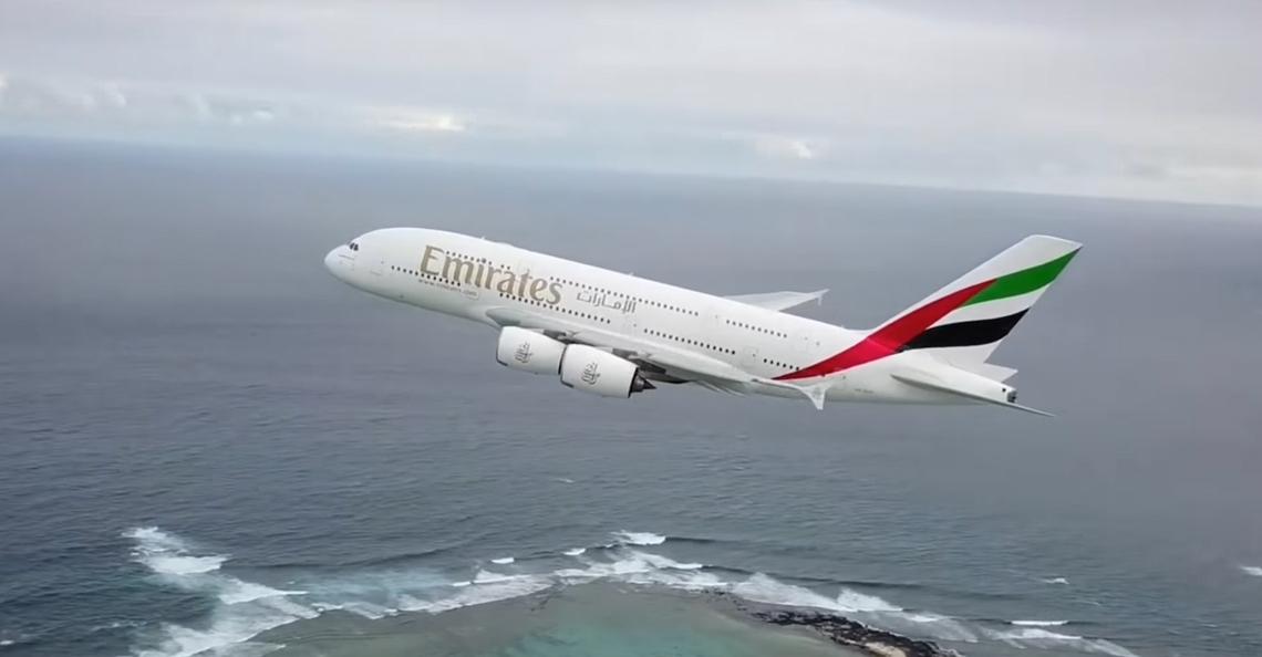 Dronebeelden van opstijgende Airbus A380: echt of nep?