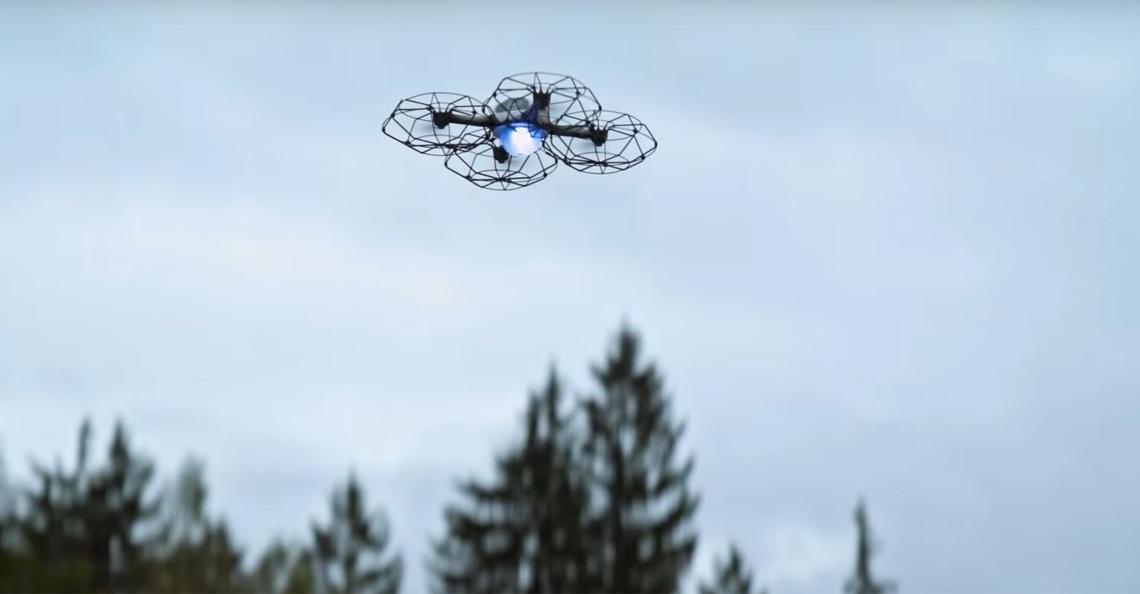 Lichtshow met drones komt in augustus naar Amsterdam