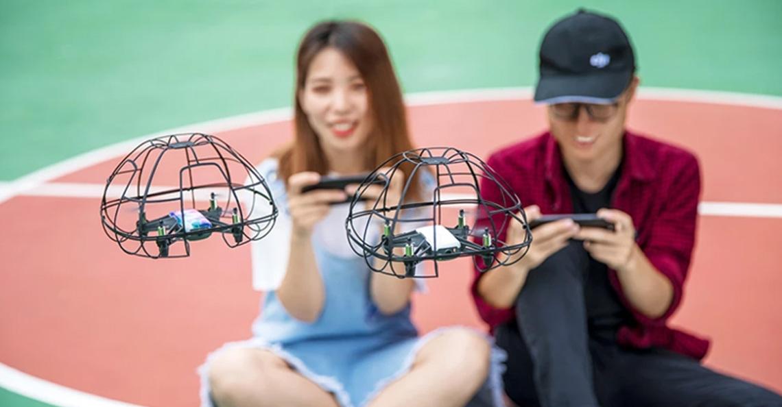 PGYTECH introduceert accessoires voor Tello drone