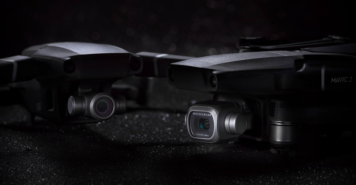 DJI presenteert Mavic 2 drone