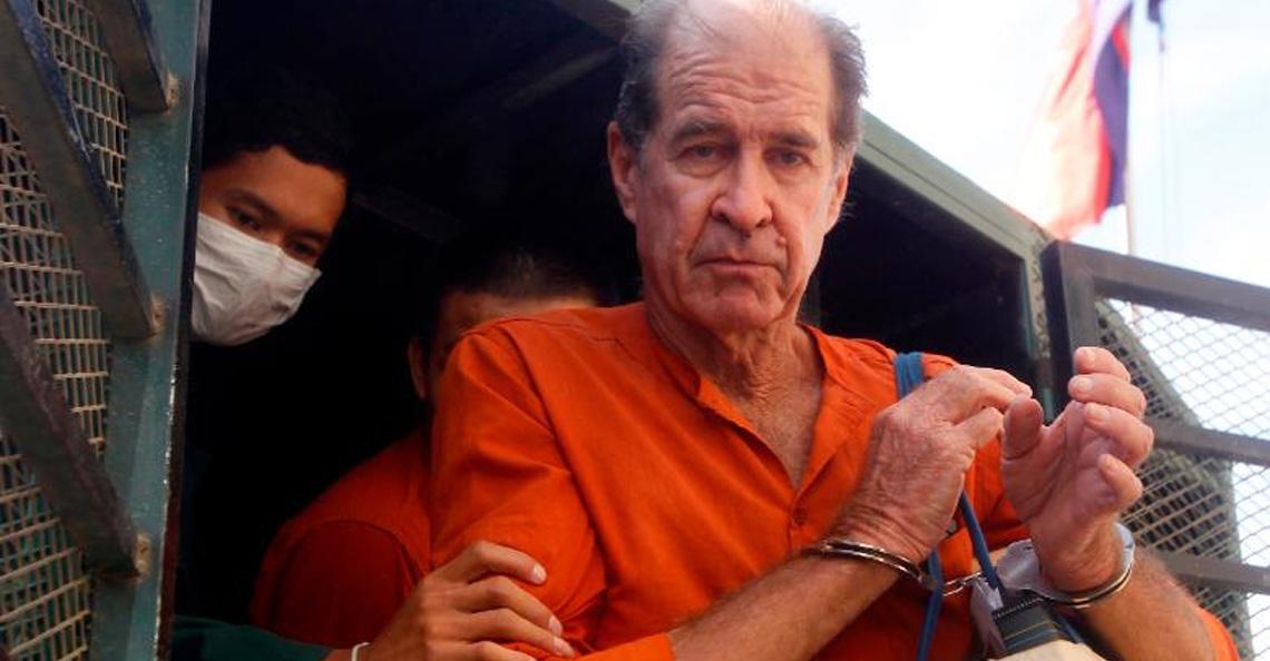 Documentairemaker zes jaar de cel in voor dronevlucht in Cambodja