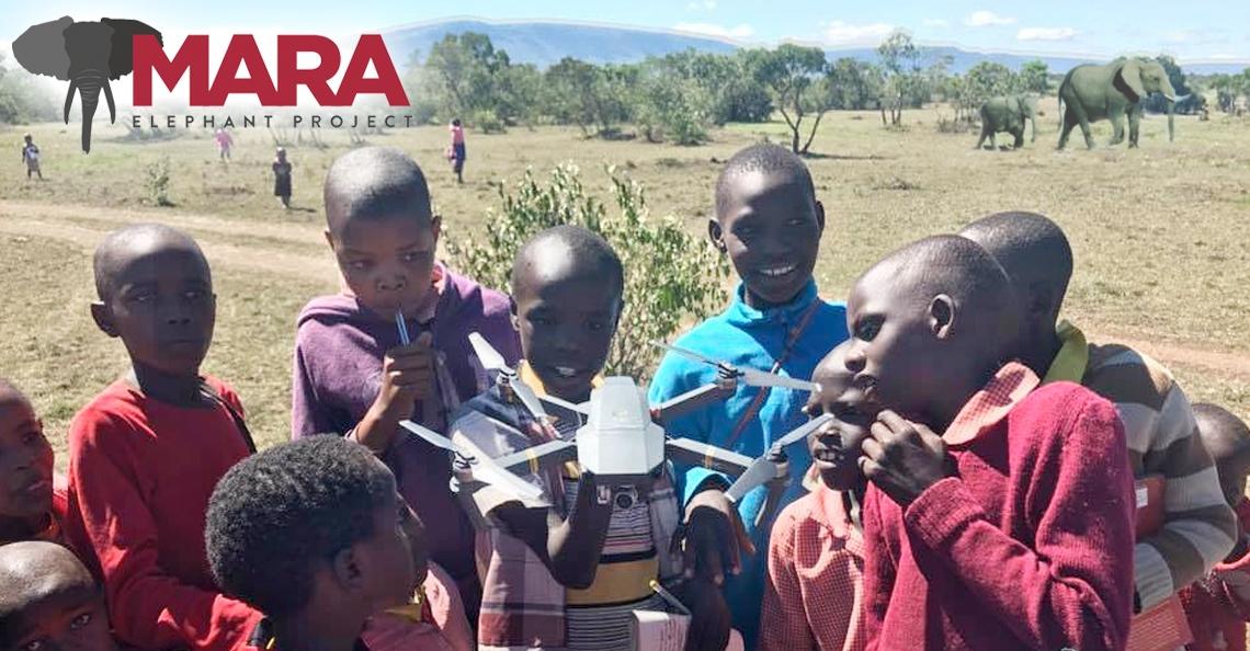 Dronejacht op Keniaanse olifantenstropers groot succes