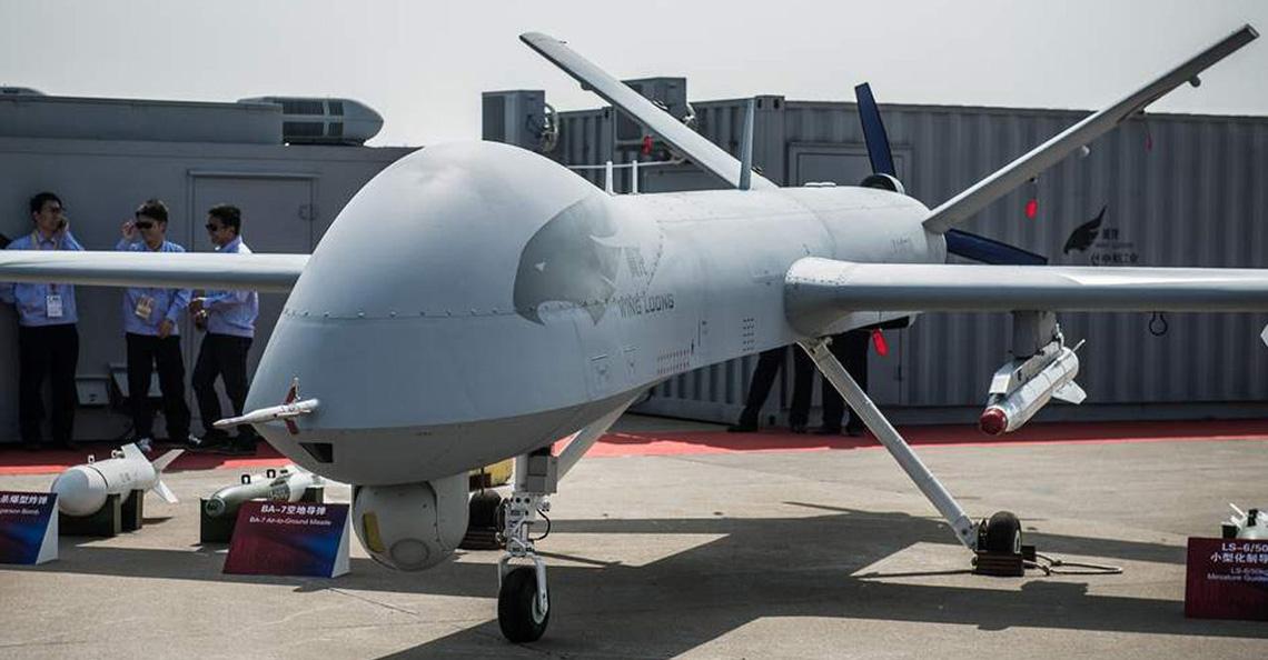 Chinese aanvalsdrones veroveren aandeel wapenmarkt Midden-Oosten