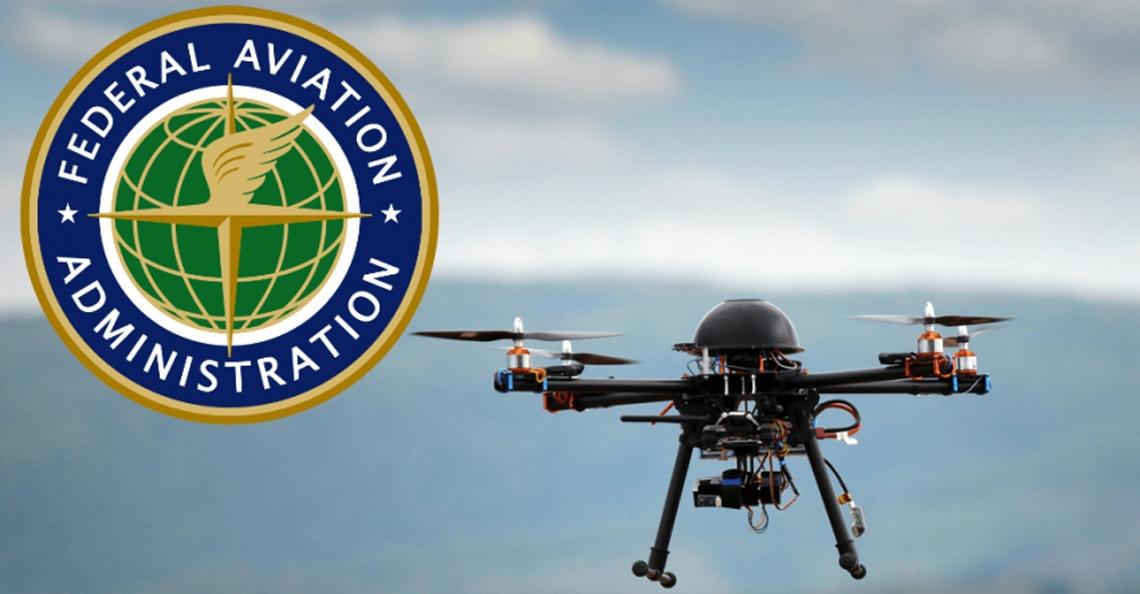 Nieuwe dronewet VS geeft autoriteiten de macht om drones uit de lucht te halen.