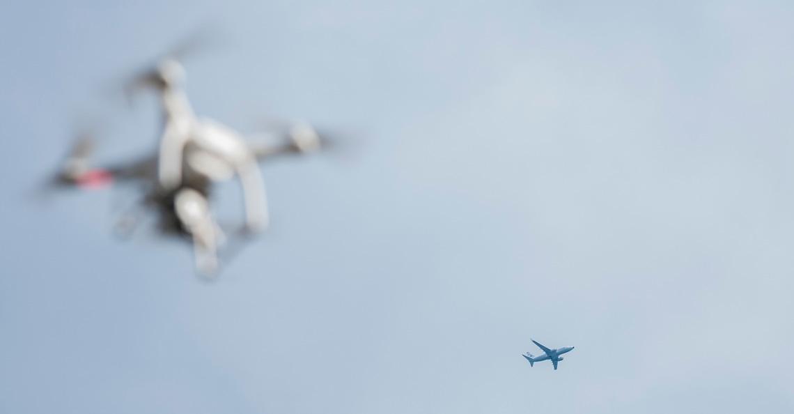 DJI eist rectificatie voor 'misleidende' drone vs vliegtuig video