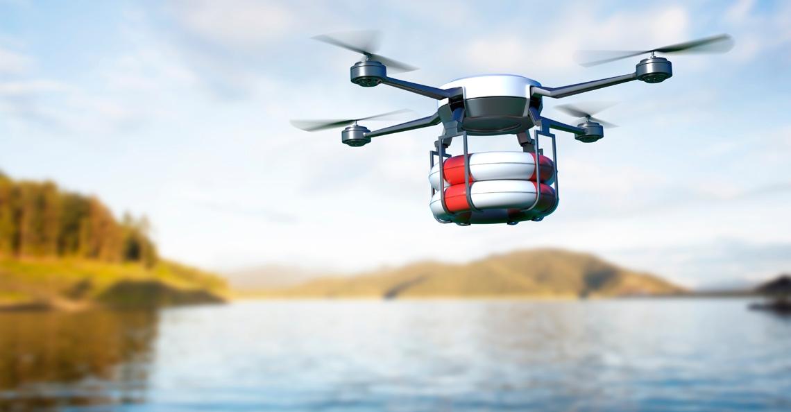 Belgische gouverneur pleit voor inzetten van drones om drenkelingen te redden