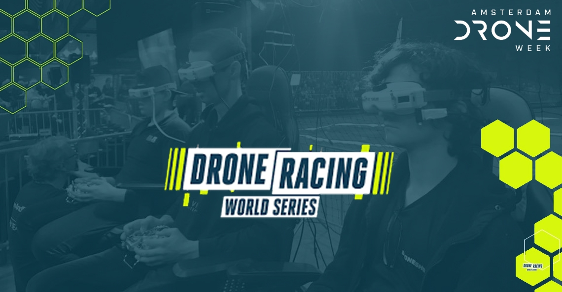 Formula FPV haalt internationaal droneracing talent naar Nederland voor Amsterdam Drone Week