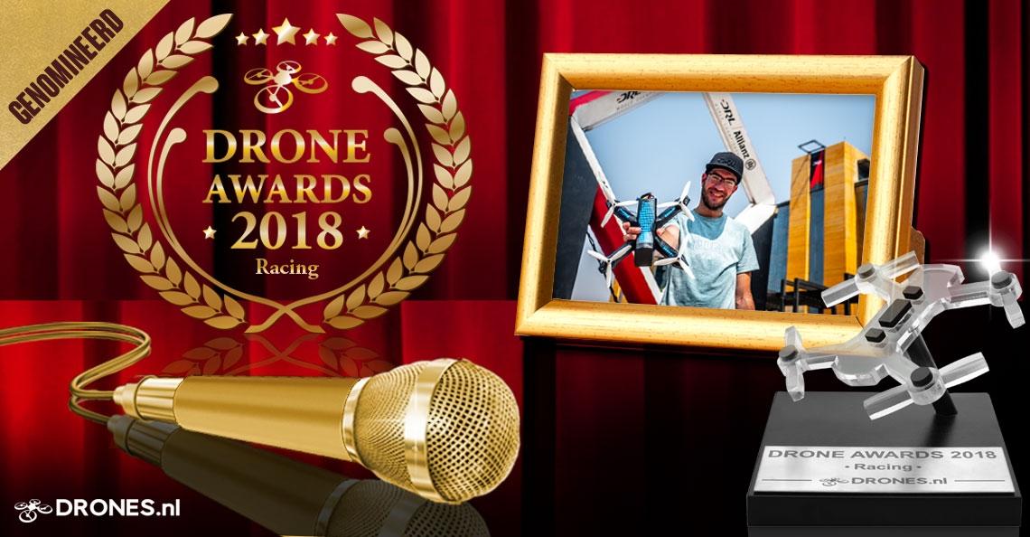 Rene Sebastian over zijn Drone Award 2018 nominatie