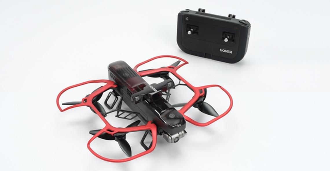 Zero Zero Robotics lanceert Kickstarter campagne nieuwe Hover 2 drone