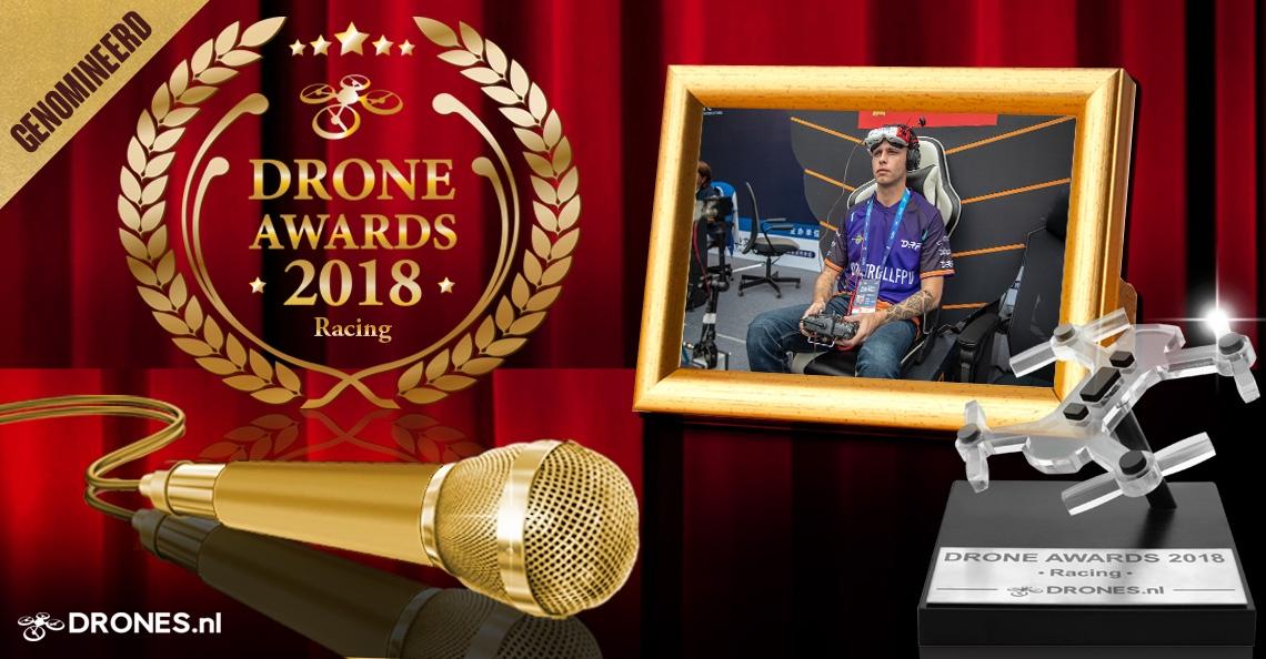 Wim Reinders (ControllFPV) over zijn Drone Awards 2018 nominatie