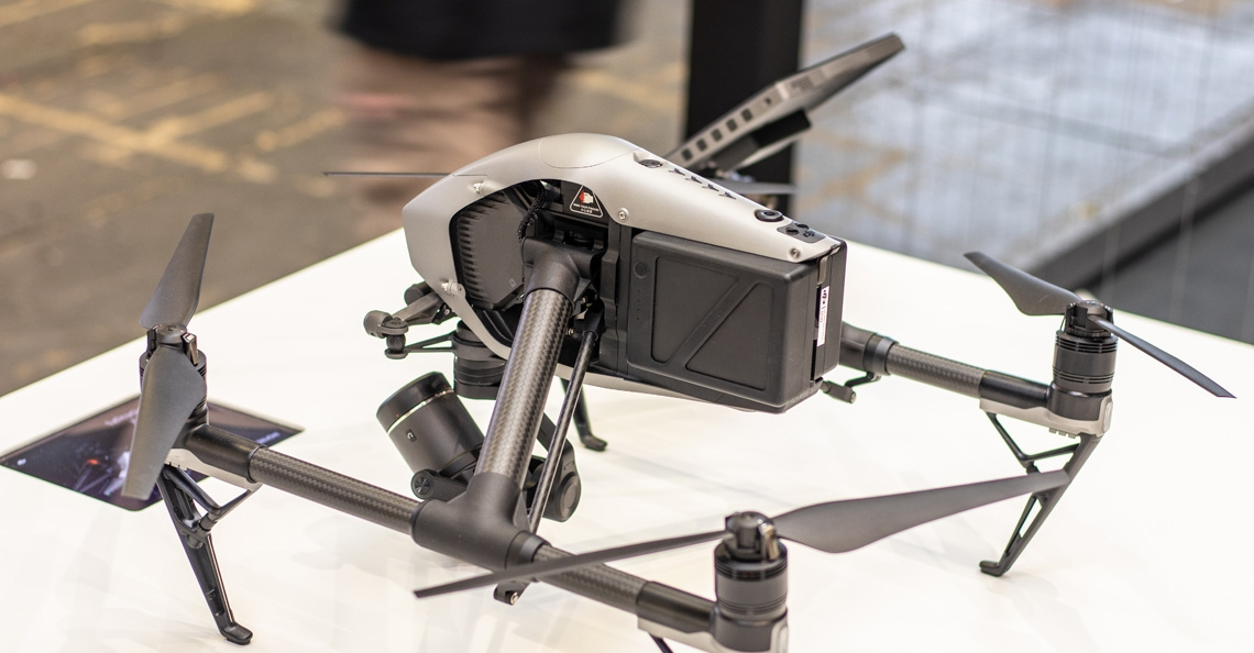 Inspectie Leefomgeving en Transport waarschuwt voor accuproblemen DJI drones