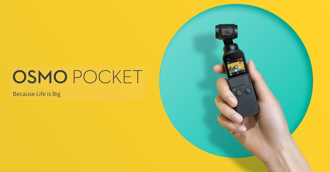 DJI presenteert Osmo Pocket