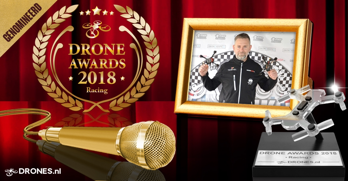 Andrzej Krasny over zijn Drone Awards 2018 nominatie