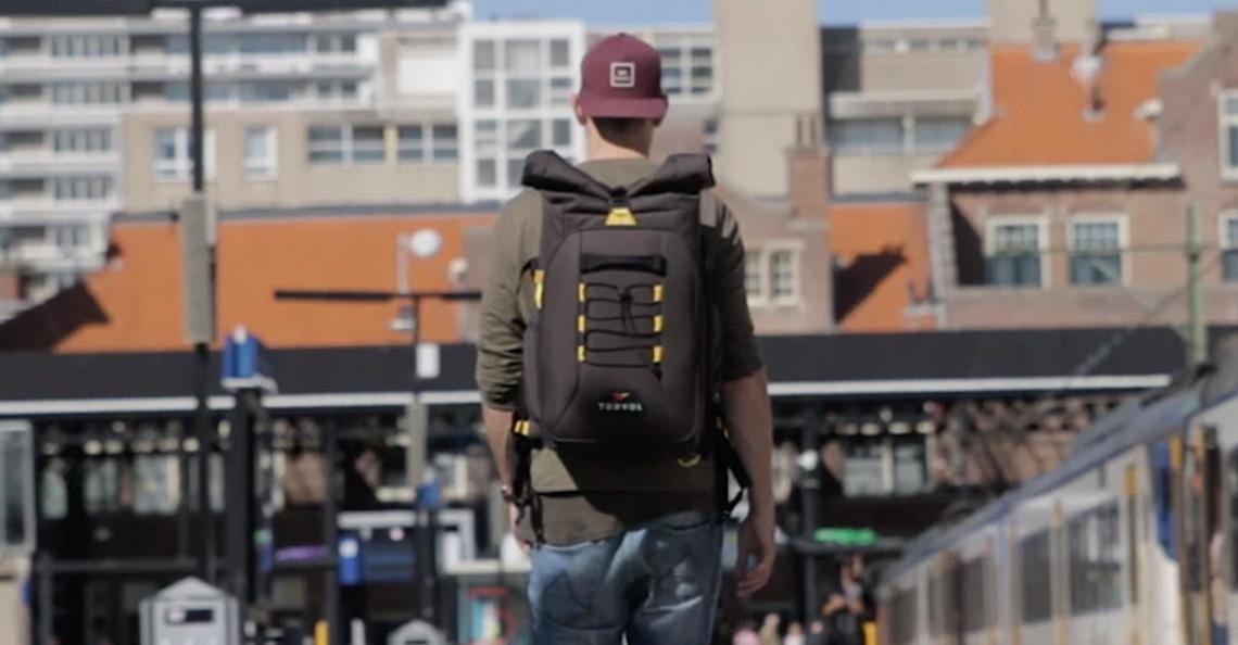 Torvol houdt Kickstarter-campagne voor Drone Explorer Backpack