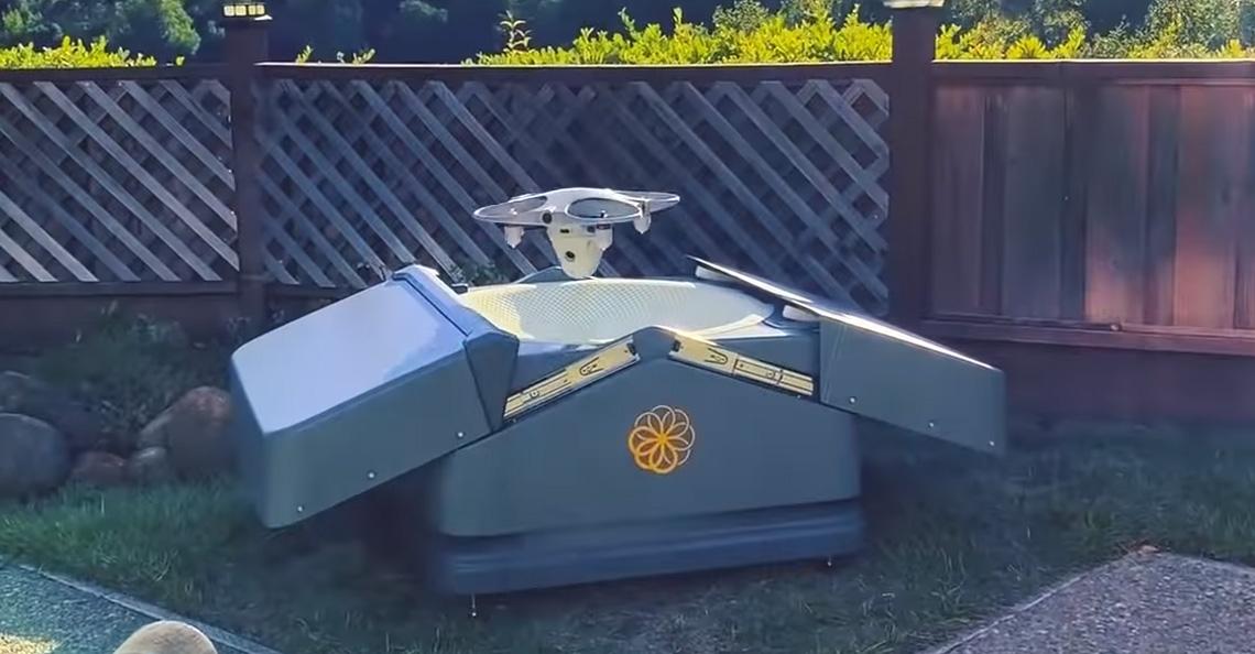 Sunflower Labs bouwt bewakingssysteem met drones voor high-end woningen