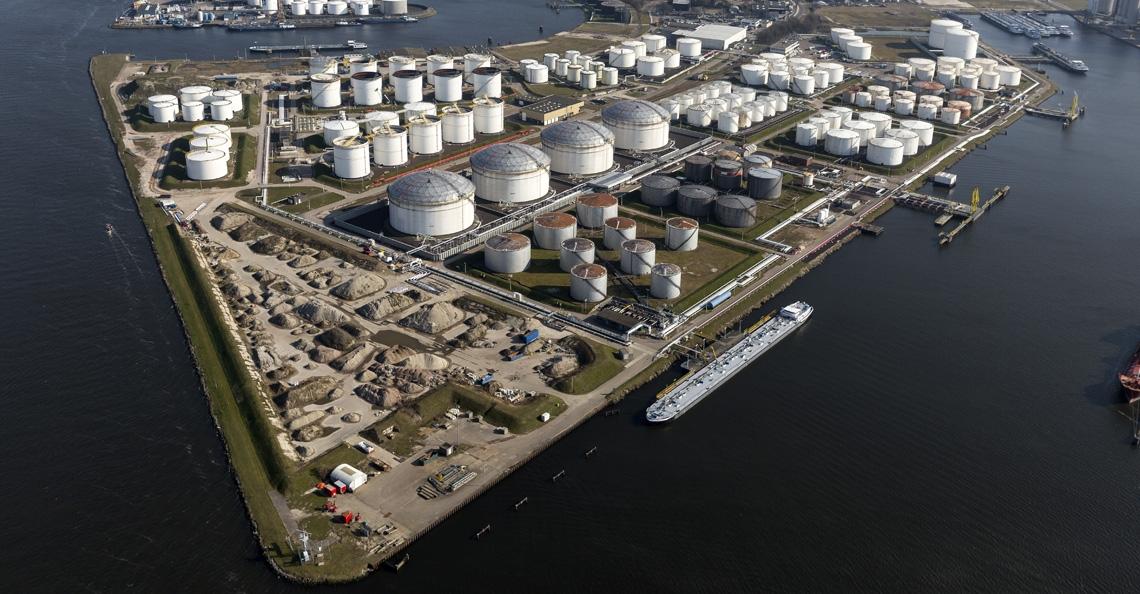 Amsterdamse Haven gaat gebruik van drones monitoren