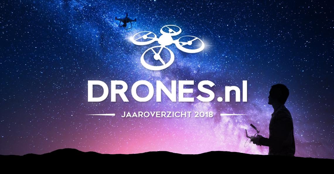 Drones.nl Jaaroverzicht 2018