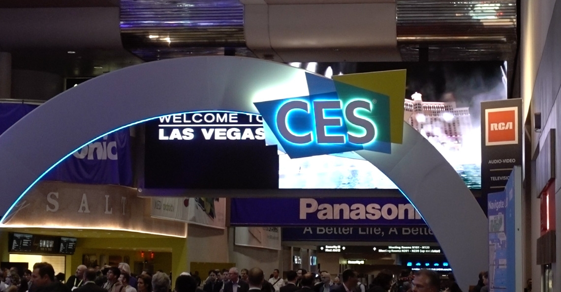 Drones highlights @ CES 2019