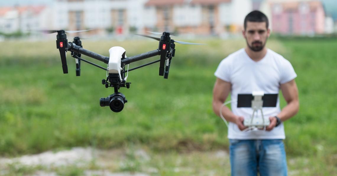 Plan om Enschedese werklozen op te leiden tot dronepiloot is mislukt