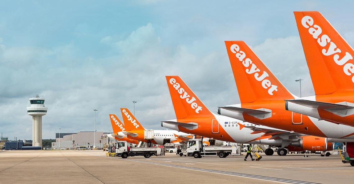 easyJet loopt miljoenen mis door drone-incident luchthaven Gatwick Airport