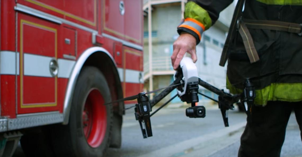 Brandweer Midden- en West-Brabant is op zoek naar dronepiloten