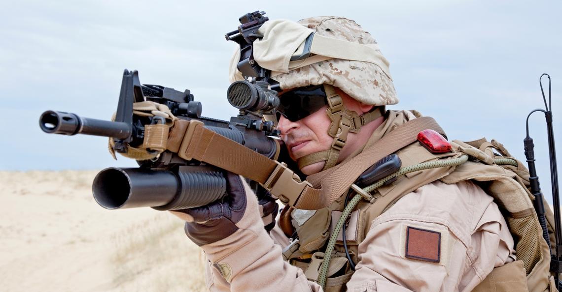 Amerikaanse leger ontwerpt nieuwe anti-drone granaat