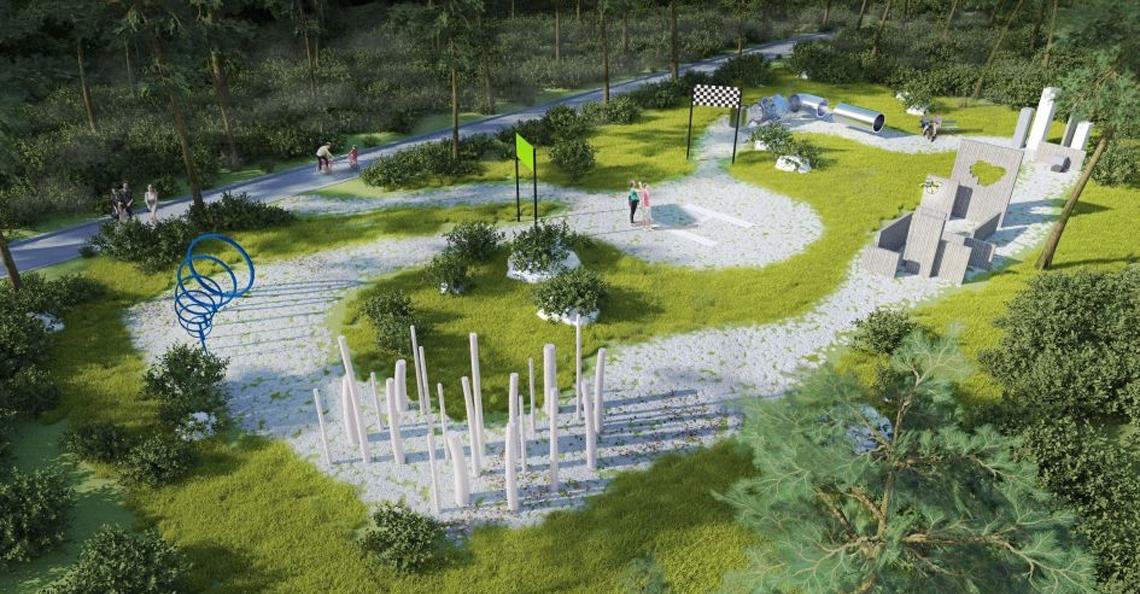 Roompot Vakantiepark Schaijk opent drone-parcours
