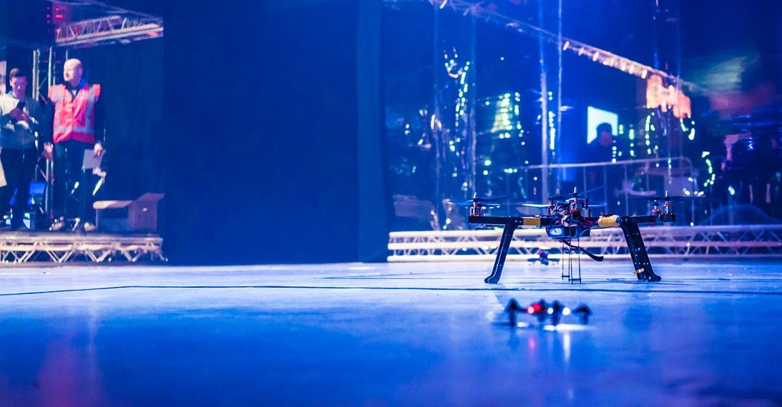 Drones VS drones in tweede editie DroneClash