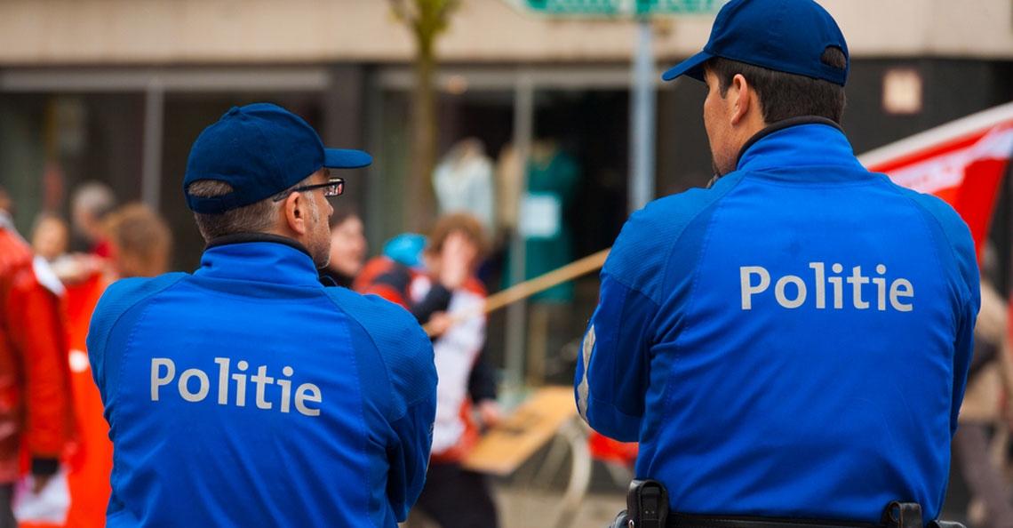 Belgische politie pakt 97 illegalen op dankzij inzet drones