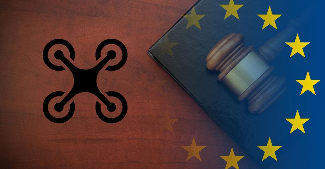 EU Commissie gaat akkoord met voorstel technische eisen drones