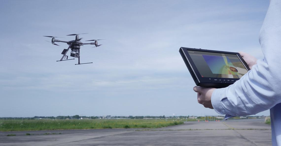 Provincie Zuid-Holland investeert miljoenen in drones