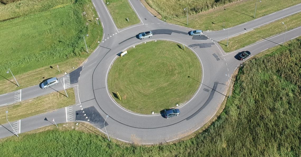 Provincie Gelderland start eerste verkeersonderzoek met drone
