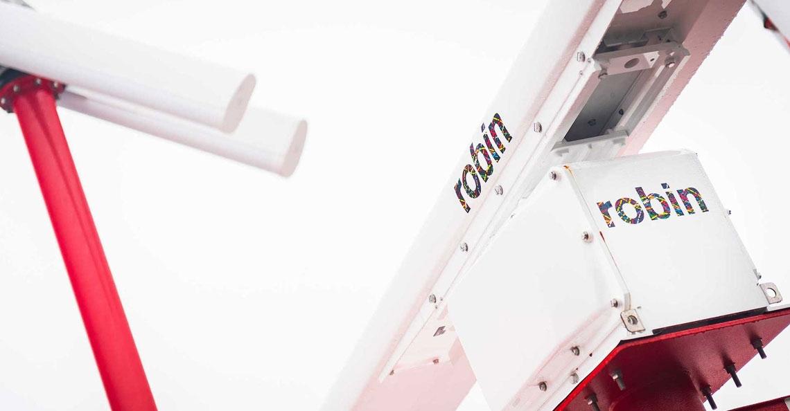 Robin Radar maakt jacht op ongewenste drones Frisian Flag 2019