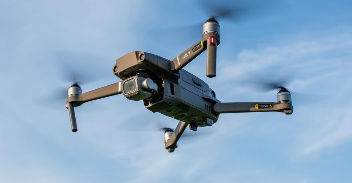 Vliegtuigdetectie vanaf volgend jaar standaard op alle DJI-drones