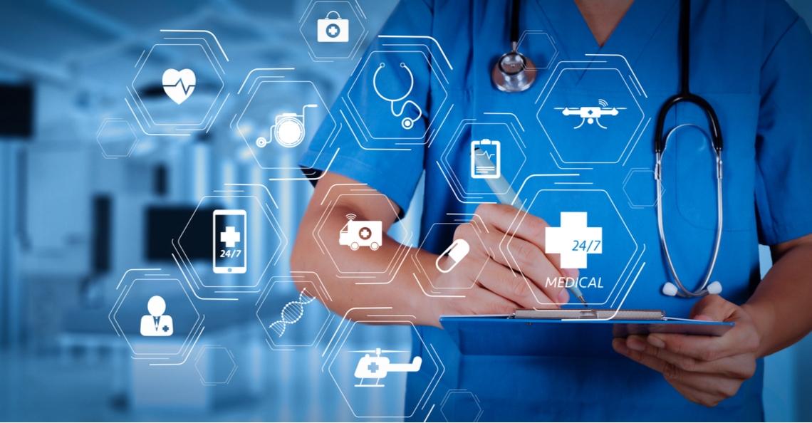 Franse ziekenhuizen beginnen met inzet drones voor medisch transport